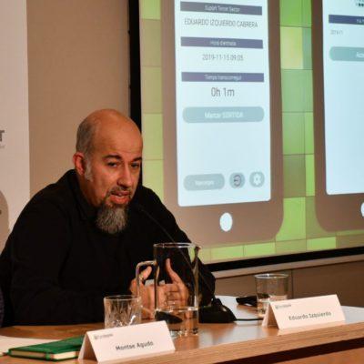 """Eduardo Izquierdo: """"Un pla d'igualtat és una inversió de futur per a les entitats"""""""