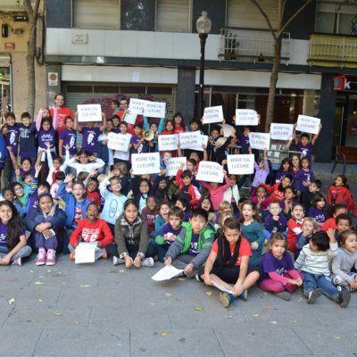 Xino-Xano, el primer esplai amb un pla d'igualtat publicat al registre de la Generalitat