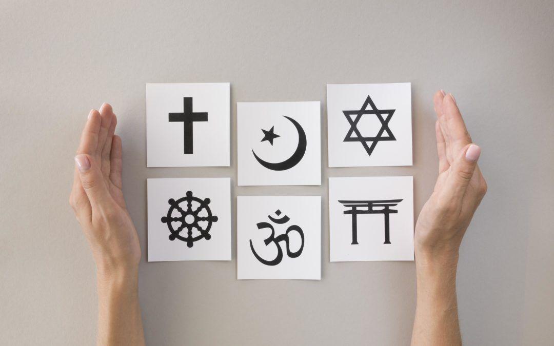 Les entitats religioses i les seves tipologies