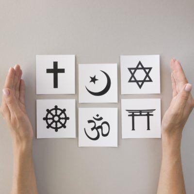 Las entidades religiosas y sus tipologías