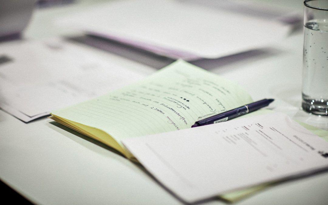 Com crear el reglament de règim intern a una organització
